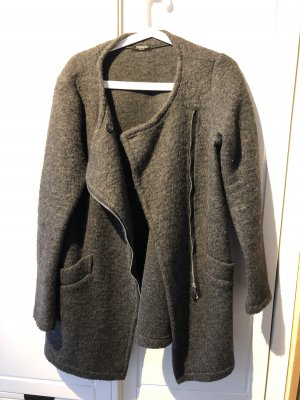 Conleys Short Coat dark grey