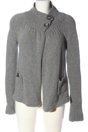 Connemara Cardigan grigio chiaro stile casual