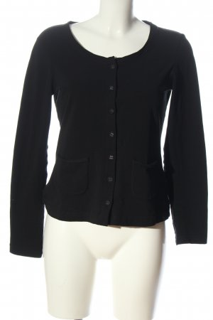 Consequent Cardigan black business style