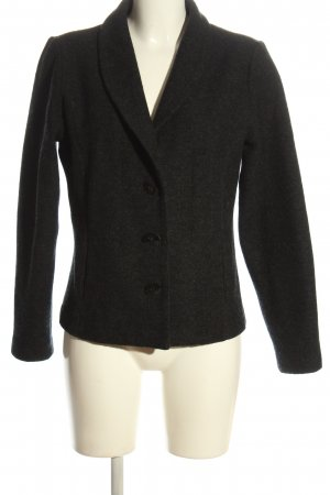 Consequent Wool Blazer light grey flecked business style