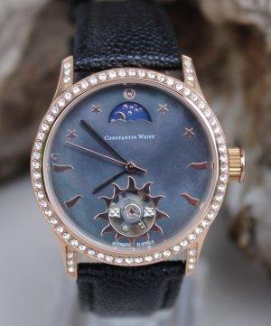 Constantin Weisz Reloj automático color rosa dorado