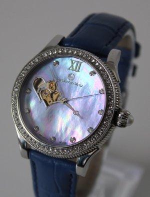 Constantin Weisz Self-Winding Watch blue violet-blue