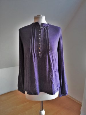 Container Bluse mit Muster