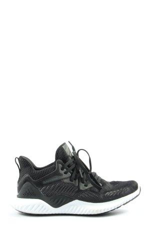 Continental Wysokie trampki czarny-biały W stylu casual