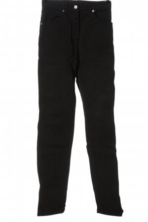 Continental High Waist Jeans black casual look