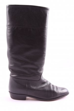 Continental Winter Boots black business style