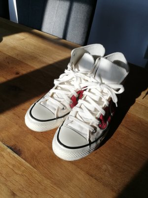Converse Lace-Up Sneaker natural white-oatmeal