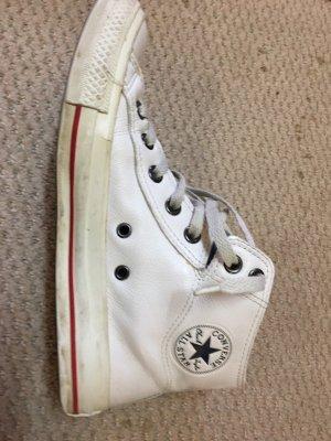 Converse Sznurowane buty biały