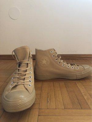 Converse Zapatillas altas crema-beige