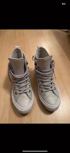 Converse Zapatillas con velcro gris claro
