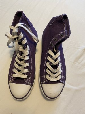 Levi's High Top Sneaker dark violet