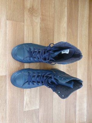 Converse Booties blue