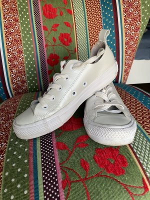 Converse All Star aus Leder