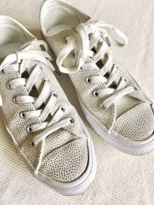 Converse All Star Chucks beige creme Gr. 37,5