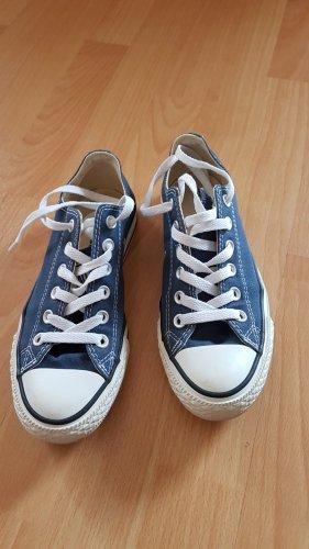 Converse All star,  Chucks, dunkelblau