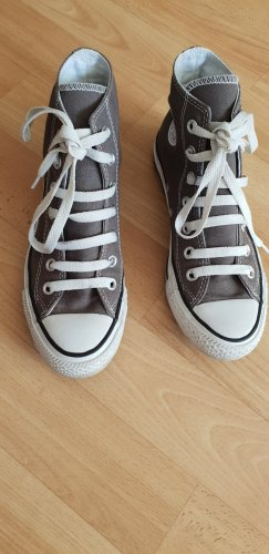 Converse, All Star Chucks, Gr. 36,5, Grau, Sneaker