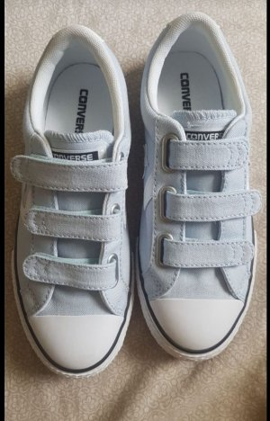 Converse Sneaker con strappi bianco sporco-azzurro