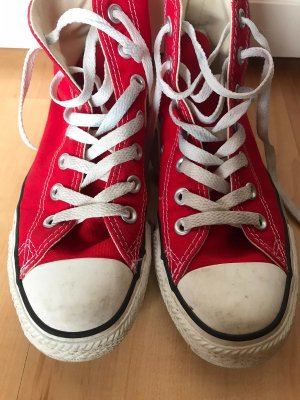 Converse All Star Chucks Rot