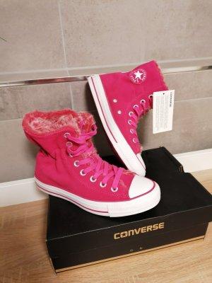 Converse All Star Chucks Sneaker pink gefüttert 36.5/37
