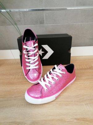 Converse All Star Chucks Sneaker pink Glitzer 38
