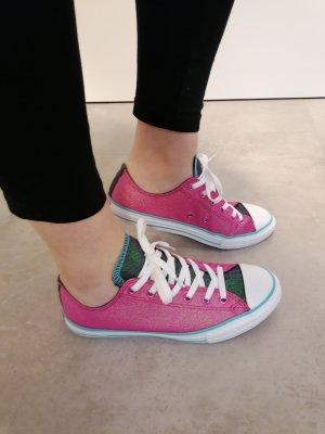 Converse All Star Chucks Sneaker pink grün 38/38.5