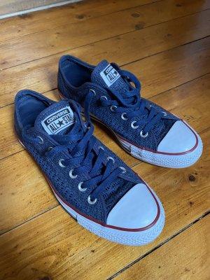 Converse All Star Navy blau limitiert