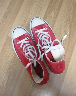Converse // All star // rote chucks