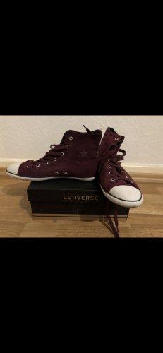 Converse Lace-Up Sneaker bordeaux