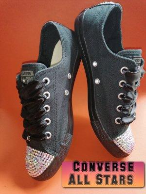 Converse All Stars Sneaker. Gr. 37 mit Strasssteinen Crystal Premium Qualität Gr. 37