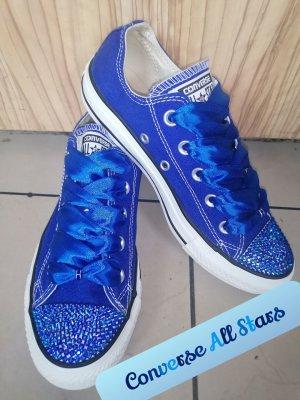 Converse All Stars Sneaker mit Strasssteinen Crystal Premium Qualität Gr. 36,5