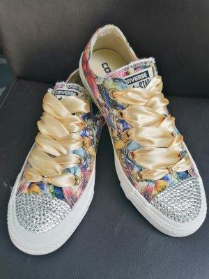 Converse All Stars Sneaker mit Strasssteinen Crystal Premium Qualität Gr 36