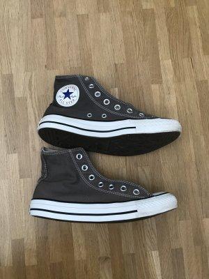 Converse Sneaker alta grigio scuro-antracite