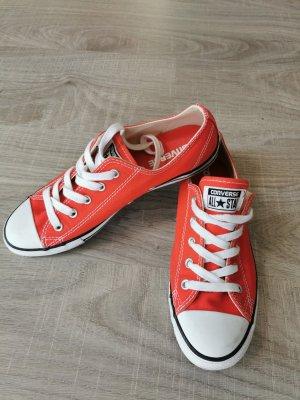 Converse Zapatos de patinador rojo