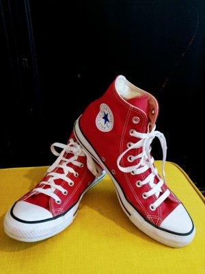 Converse Scarpa skate rosso
