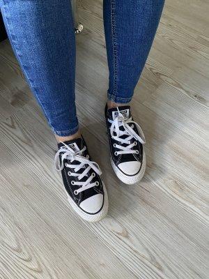 Converse Allstars Chuck Taylor Allstar Sneaker Low schwarz