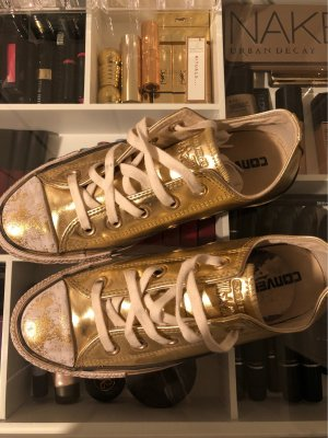 Converse Skaterschoenen goud