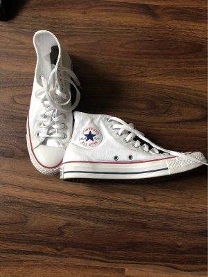 Converse Zapatos de patinador blanco