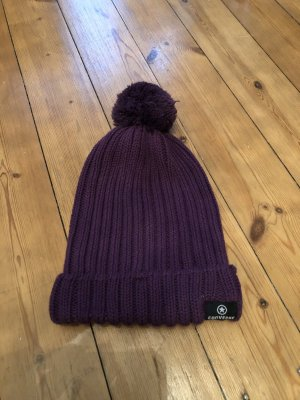 Converse Knitted Hat multicolored
