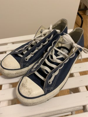 Converse Lace-Up Sneaker steel blue