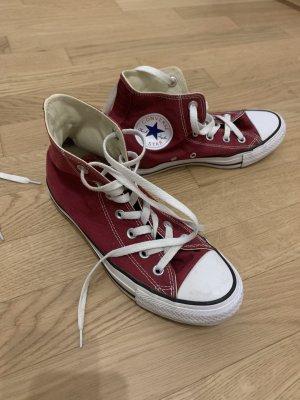 Converse Zapatillas altas burdeos