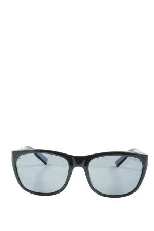 Converse Gafas negro-lila look casual