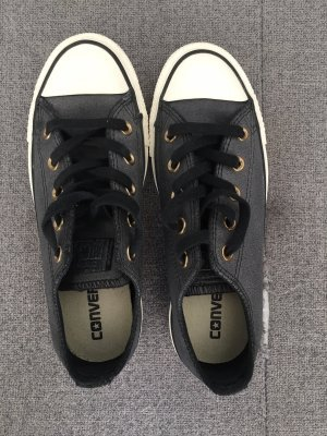Converse Veterschoenen antraciet-wit