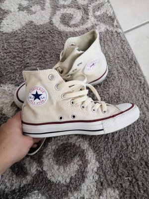 Converse High Top Sneaker oatmeal