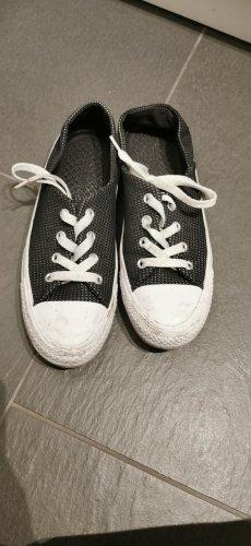 Converse Slip-on Sneakers white-black