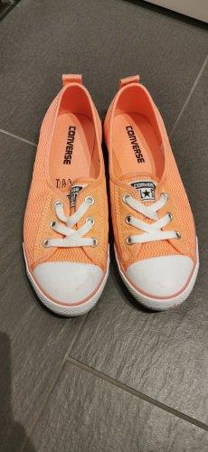 Converse Slip-on Sneakers salmon