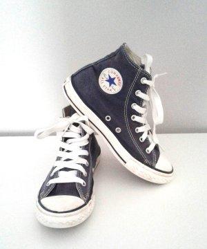 Converse Chucks All Star, blau