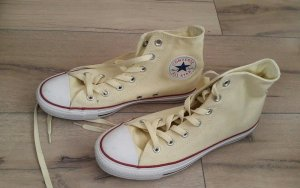 Converse Chucks cremefarben 39 aso many celebrities