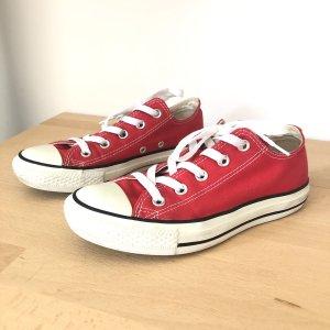 Converse chucks Gr 36,5 rot sneaker all star Schuhe