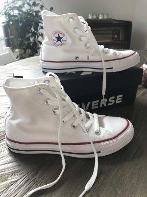 Converse Chucks Highop Sneaker Weiß 36