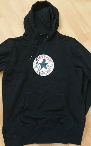 Converse Hooded Sweater black